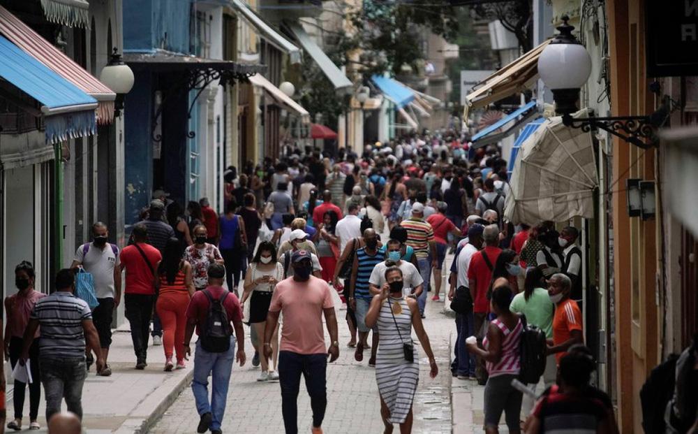 Nga gửi lô hàng viện trợ nhân đạo tới Cuba để hỗ trợ chống Covid-19