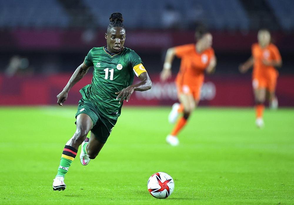 Trước khi làm ĐT Trung Quốc ôm hận, đội bóng châu Phi từng gây sốc lớn ở vòng loại Olympic - Ảnh 4.