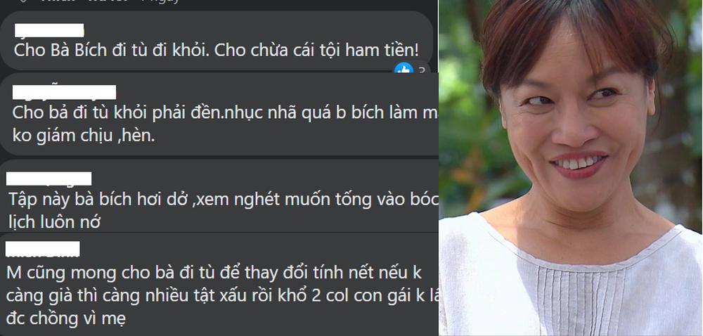 Chân dung nữ diễn viên phim Hương vị tình thân khiến khán giả ức chế, kêu gào đòi bỏ tù - Ảnh 3.