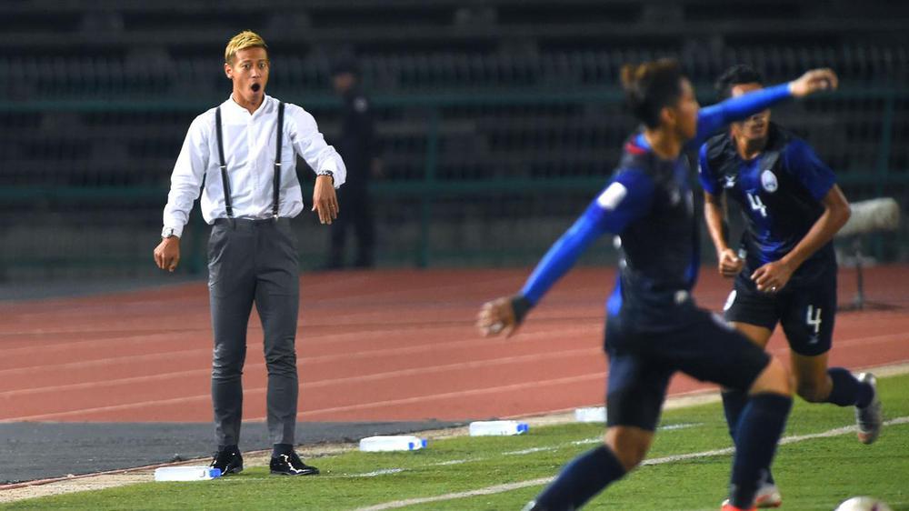 Chê bai thẳng thừng, HLV tuyển Campuchia khiến làng bóng đá Trung Quốc nổi giận - Ảnh 1.