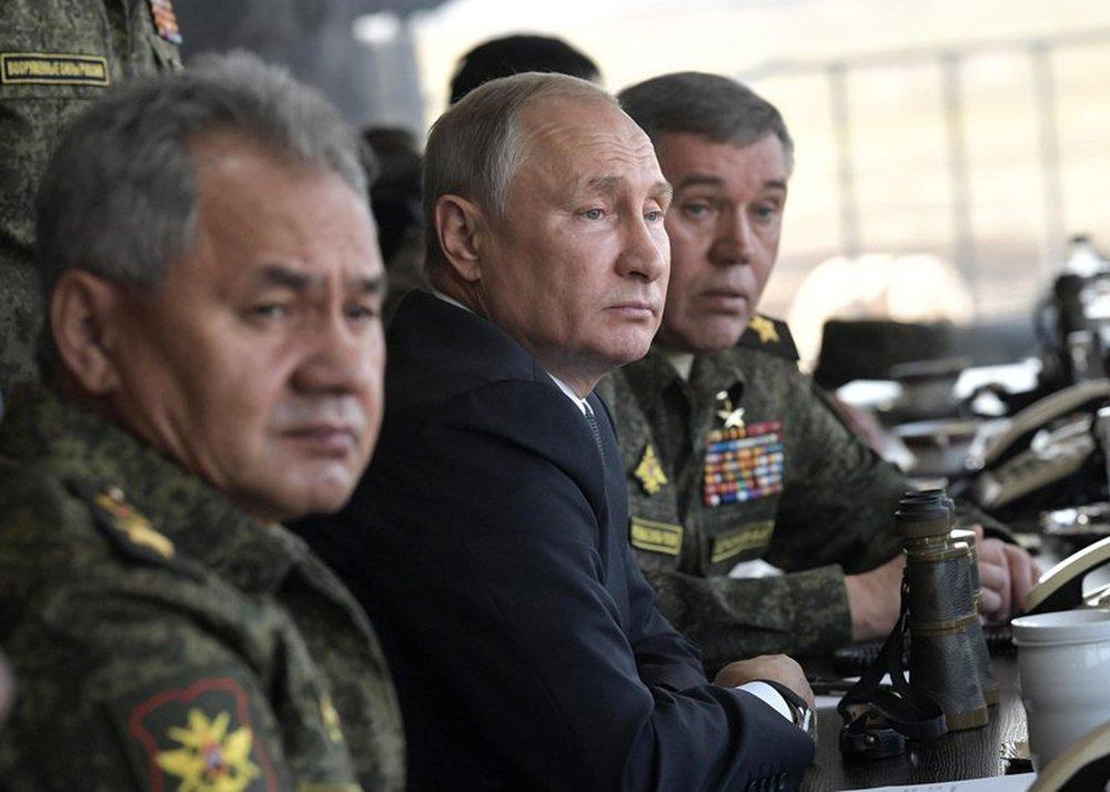 Ông Putin sẽ trên đó vào ngày tận thế: Trước khí tài này của Nga, NATO nên dần toát mồ hôi lạnh? - Ảnh 6.