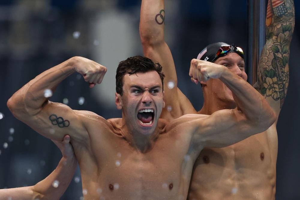 """Chuyện giường chiếu làng Olympic: """"Tôi quan hệ trong hai tuần nhiều hơn cả đời cộng lại"""" - Ảnh 1."""