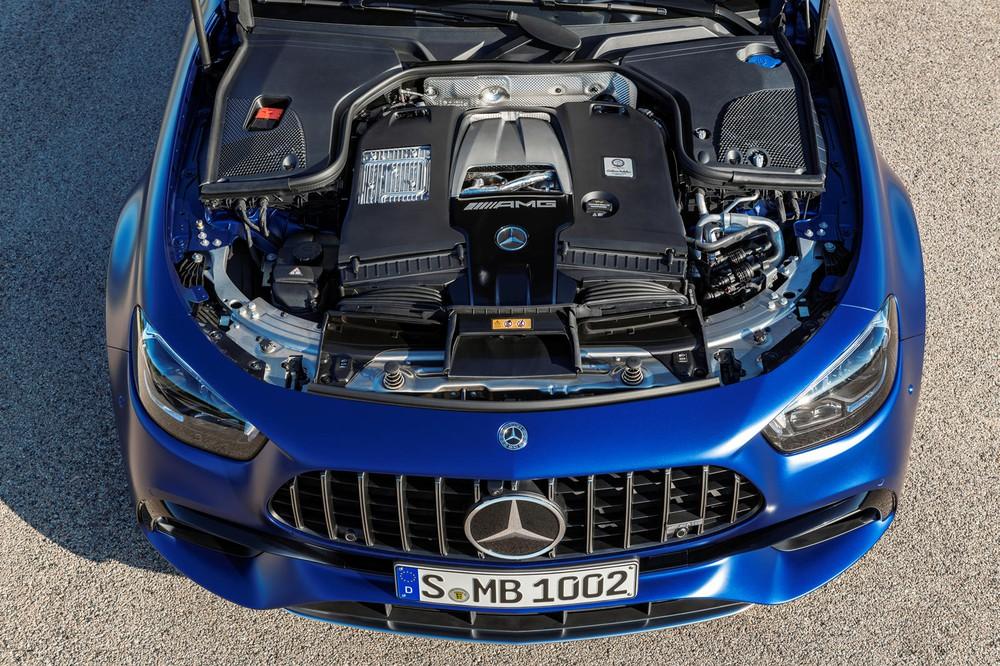 Kinh ngạc chiếc xe gia đình Mercedes công suất vượt trội bất kể siêu bò Lamborghini nào trong lịch sử - Ảnh 3.