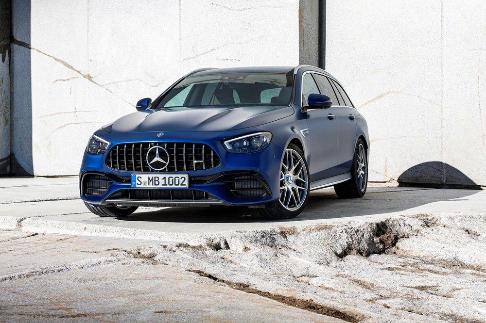 Kinh ngạc chiếc xe gia đình Mercedes công suất vượt trội bất kể siêu bò Lamborghini nào trong lịch sử - Ảnh 4.
