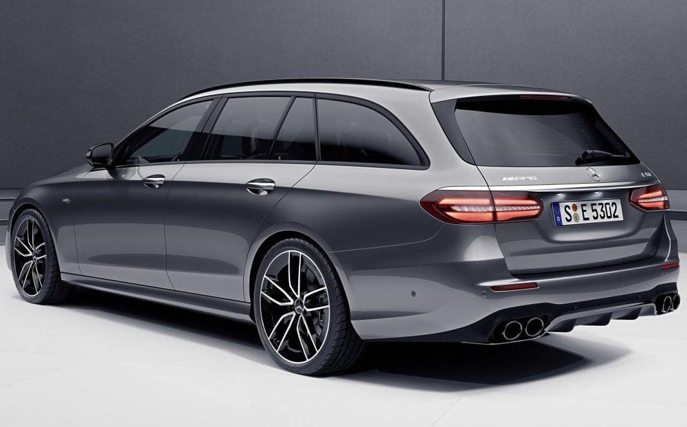 Kinh ngạc chiếc xe gia đình Mercedes công suất vượt trội bất kể 'siêu bò' Lamborghini nào trong lịch sử