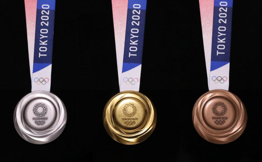 CẬP NHẬT BXH Huy chương Olympic 2020: Mỹ chỉ còn kém Trung Quốc đúng 1 HCV