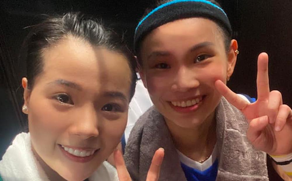 'Hot girl' cầu lông Thuỳ Linh tiết lộ bất ngờ sau trận thua trước số 1 thế giới