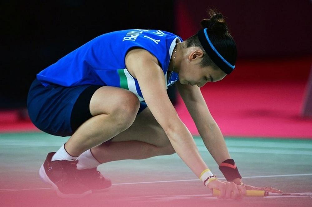Hot girl cầu lông Việt Nam tạo bất ngờ nhỏ, suýt thắng 1 séc trước đối thủ số một thế giới - Ảnh 1.