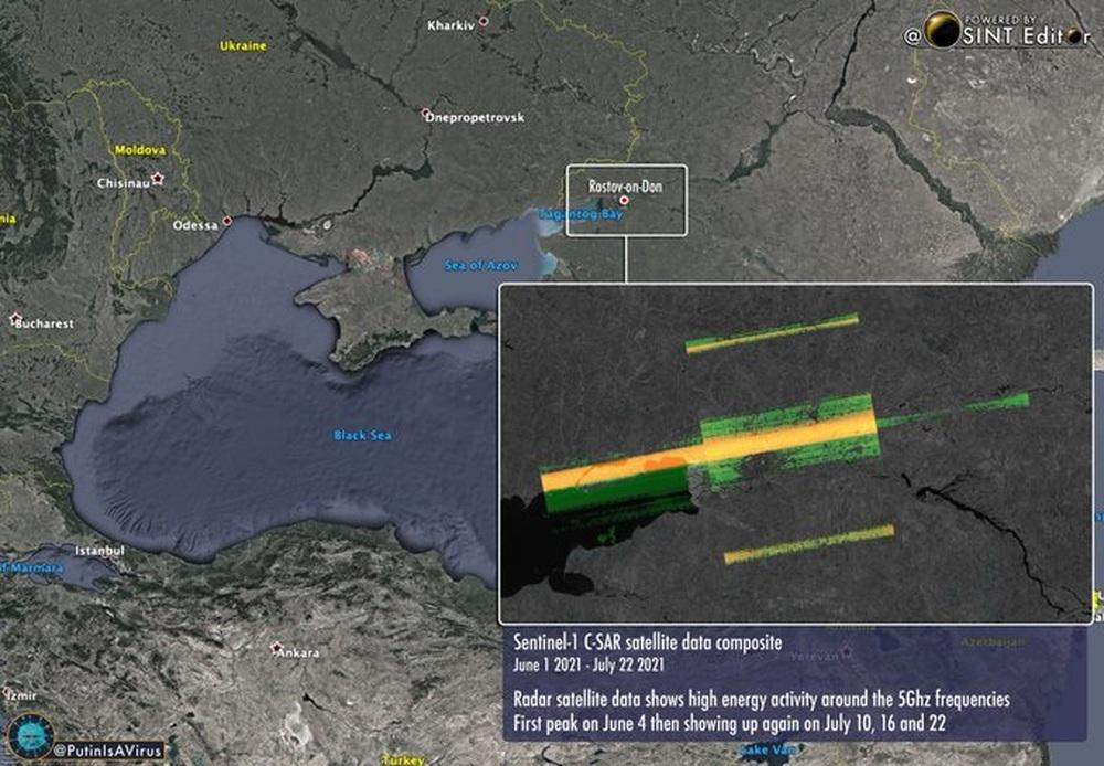 Bị mù tạm thời khi quét qua đất Nga, con mắt tò mò của Tây Âu vừa dính đòn hiểm? - Ảnh 1.