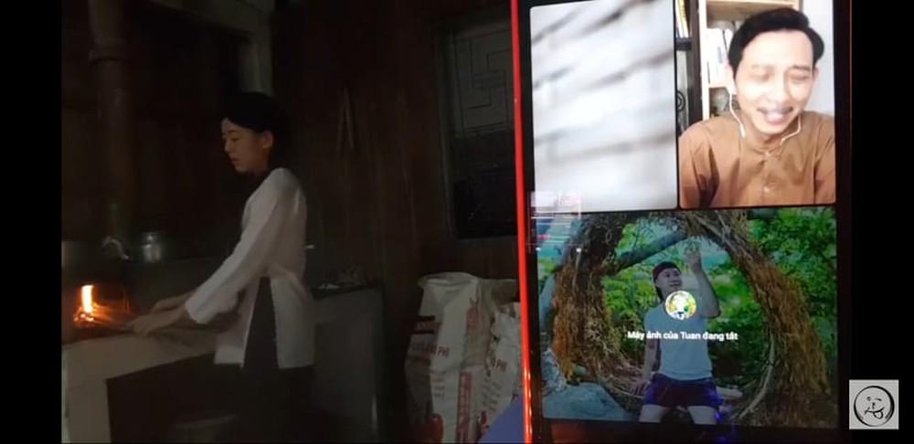 Diễn viên Hồng Trang diễn kịch online lấy tiền làm từ thiện: Tôi không muốn mình vô dụng - Ảnh 3.