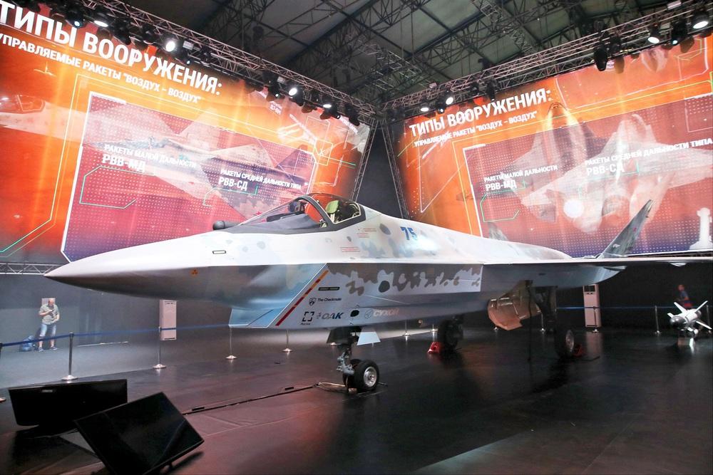 KQVN loại biên MiG-21: Quyết định vô cùng dũng cảm - Lột xác ngoạn mục bằng Su-75 Nga? - Ảnh 2.
