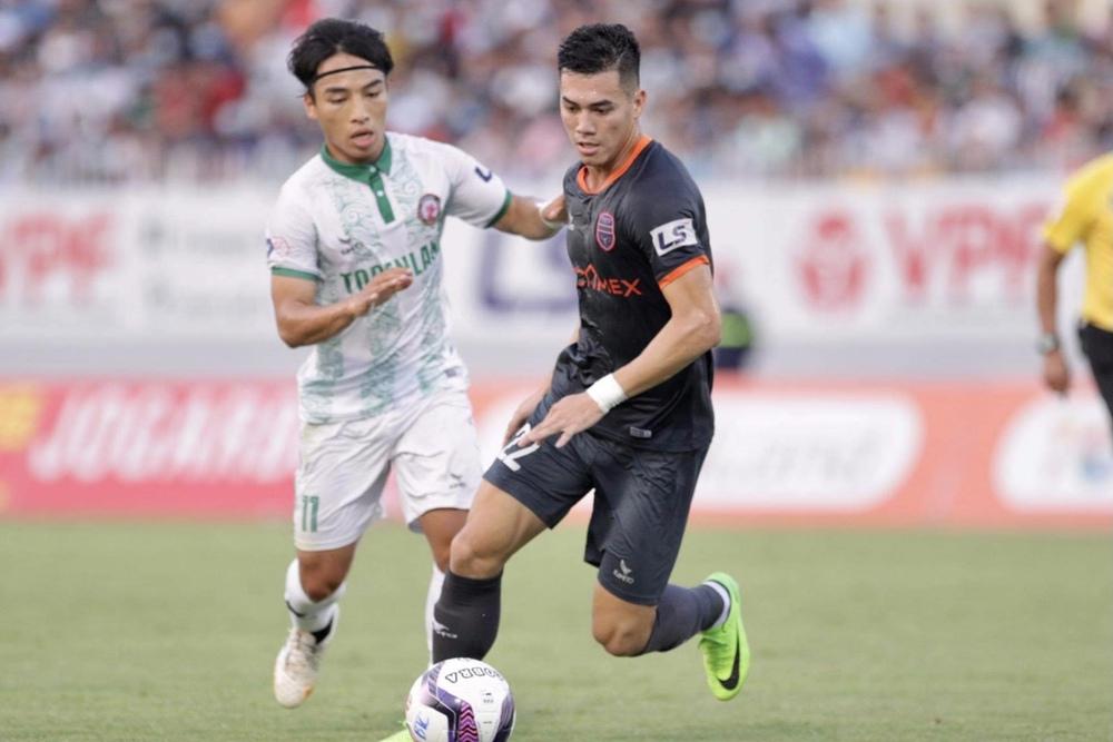 Tân binh tuyển Việt Nam tiết lộ điểm mạnh giúp mình lọt vào mắt xanh của HLV Park Hang-seo - Ảnh 2.