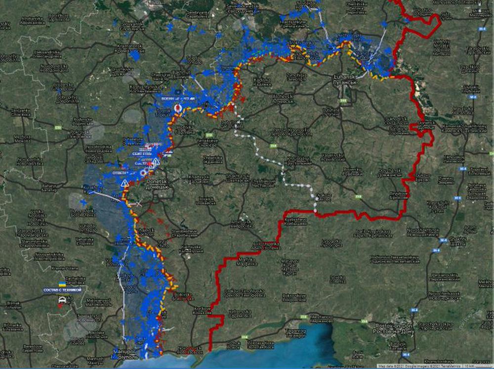Sập bẫy của người em gái nhỏ, loạt chỉ huy Ukraine chịu trừng phạt tại giới tuyến Donbass - Ảnh 1.