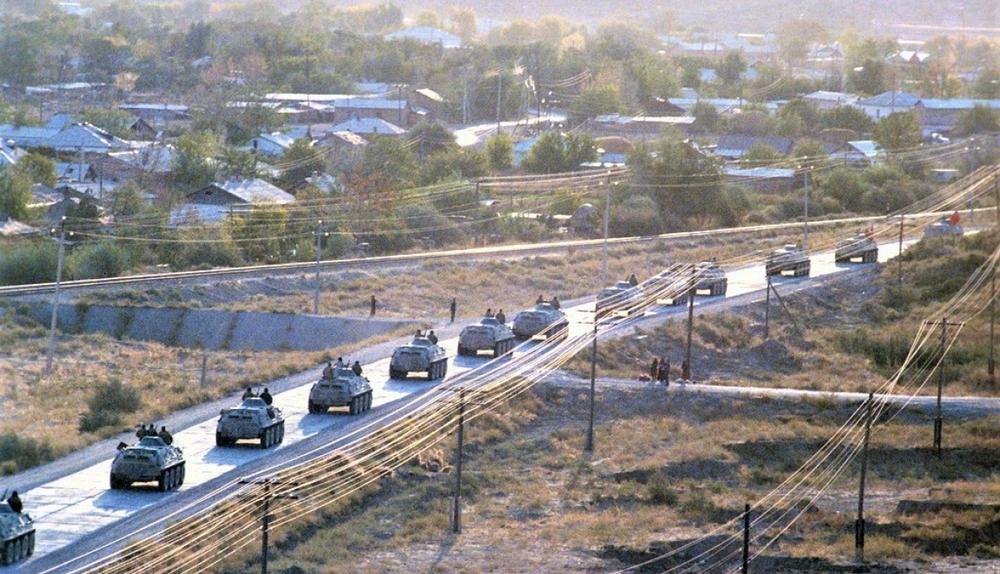 Giải mật việc Liên Xô quyết định đưa quân vào Afghanistan - Ảnh 3.