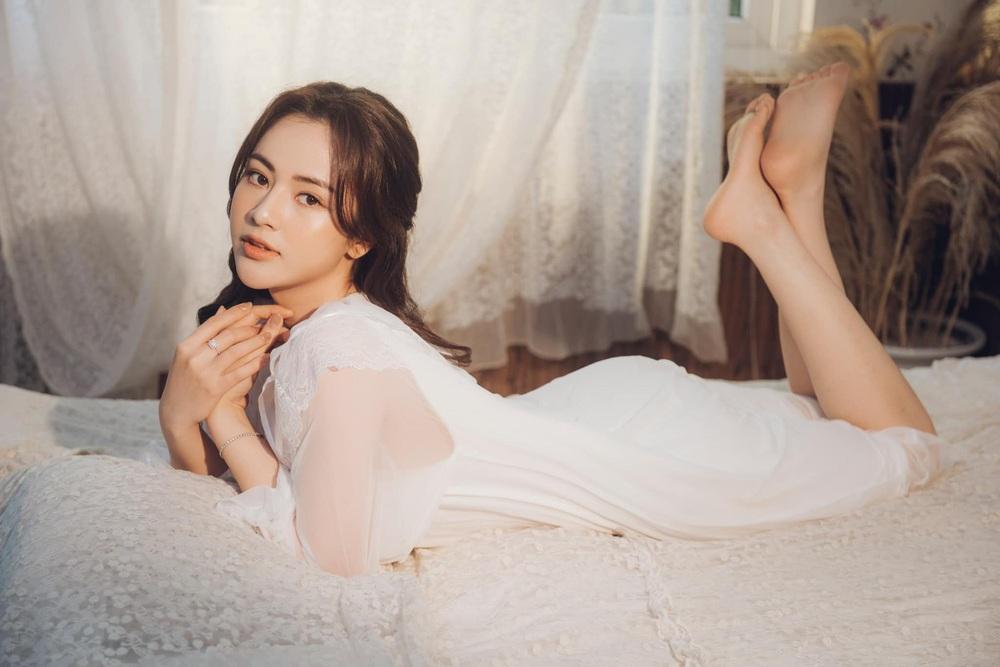 Vợ shark Long phim Hương vị tình thân: Là mỹ nhân màn ảnh, từng đụng độ Phương Oanh - Ảnh 8.