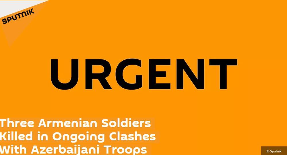 NÓNG: Giao tranh lớn giữa Azerbaijan và Armenia bùng nổ, thương vong nặng nề - Ảnh 1.