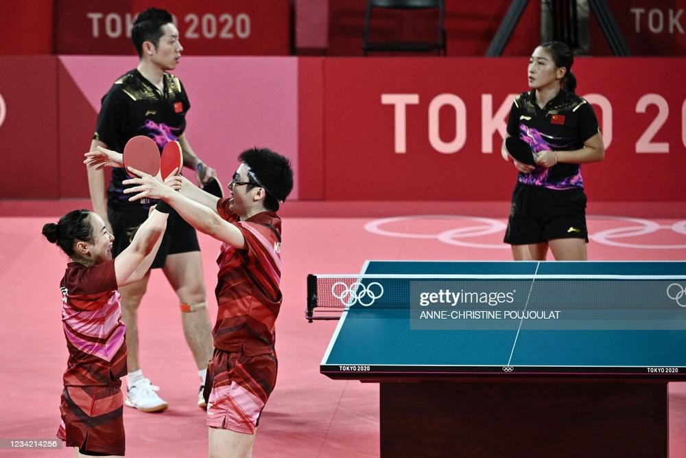Trung Quốc nhận 3 thất bại khó nuốt tại Olympic, mất 3 HCV tưởng như đã nắm chắc trong tay - Ảnh 1.