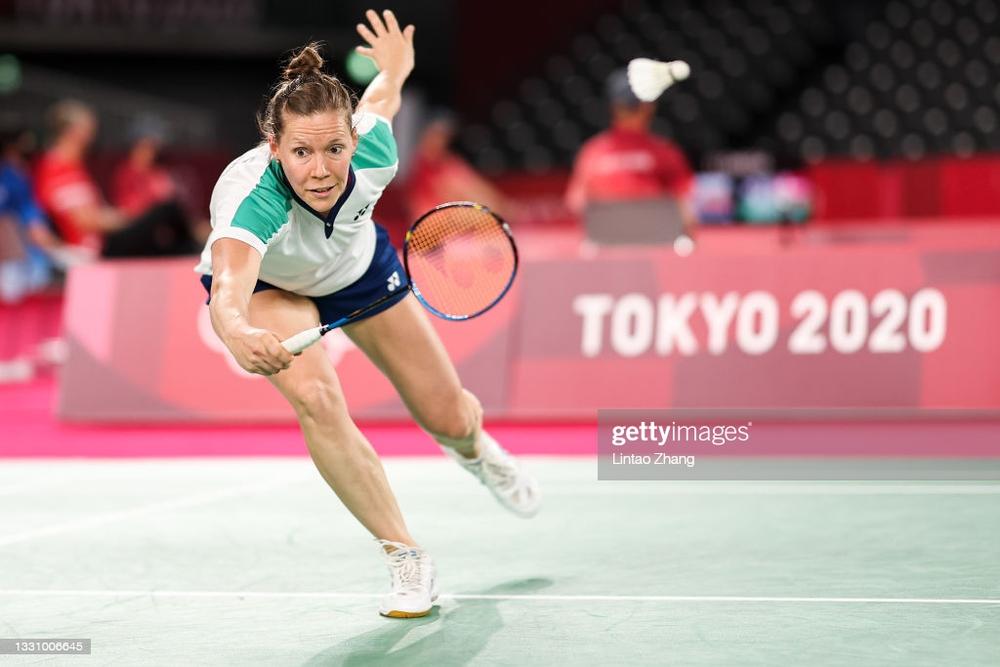Hạ đối thủ số 1 Thụy Sĩ, hot girl cầu lông Việt Nam đi vào lịch sử ngay lần đầu dự Olympic - Ảnh 2.