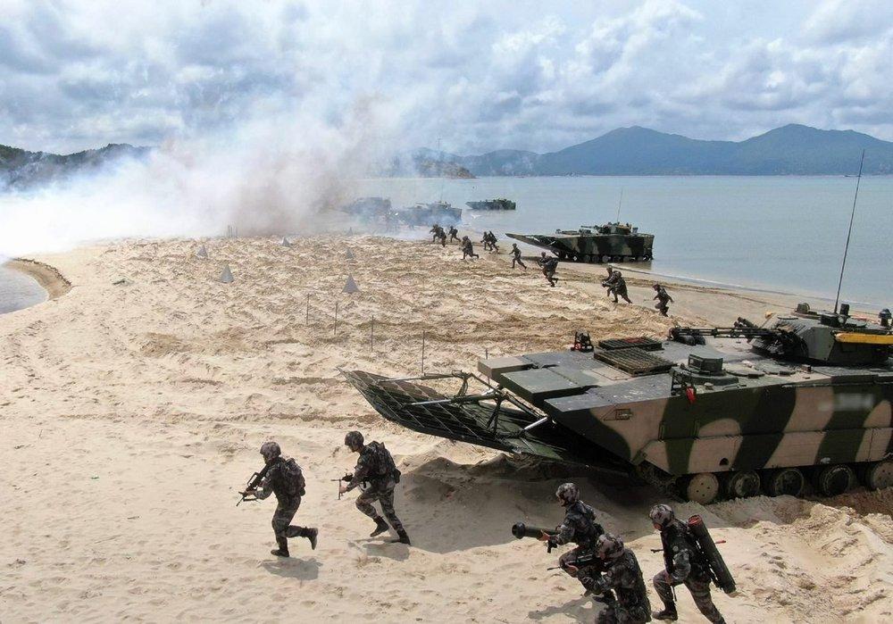 Tất cả sẽ xong xuôi trước khi người Mỹ đến: Trung Quốc tự tin khuất phục Đài Loan trong vài ngày? - Ảnh 5.