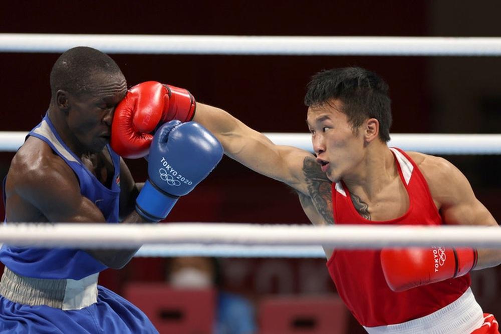 Erdenebat Tsendbaatar - thử thách khó khăn nhưng không phải không thể vượt qua của Văn Đương - Ảnh 5.