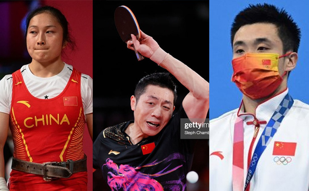 Trung Quốc nhận 3 thất bại khó nuốt tại Olympic, mất 3 HCV tưởng như đã nắm chắc trong tay