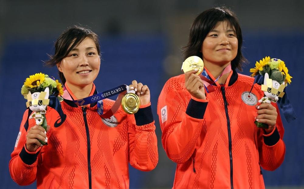 TỔNG KẾT BXH Huy chương Olympic 2020 ngày 28/7: Nhật Bản đòi lại ngôi đầu từ tay Trung Quốc