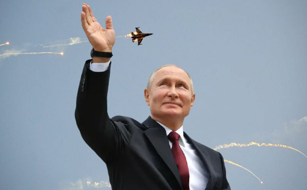 """Ông Putin """"đổi giọng 180 độ"""" ở Syria, Nga bắn thật chứ không đùa: Chào nhé máy bay Israel!"""