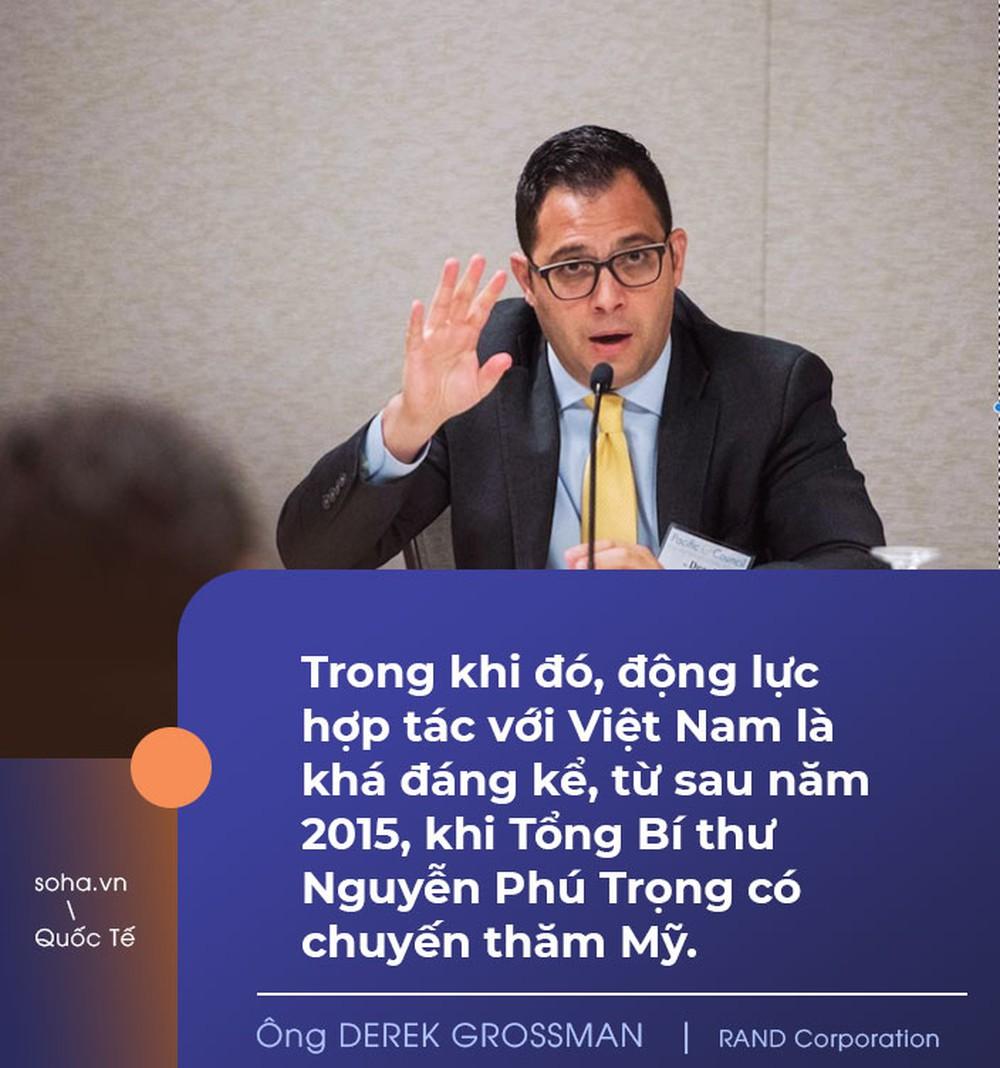 Bộ trưởng QP Mỹ đến Việt Nam, chuyên gia quốc tế nhận định: Hà Nội là một trong những đối tác có ý nghĩa chiến lược nhất của Washington ở ĐNÁ - Ảnh 1.