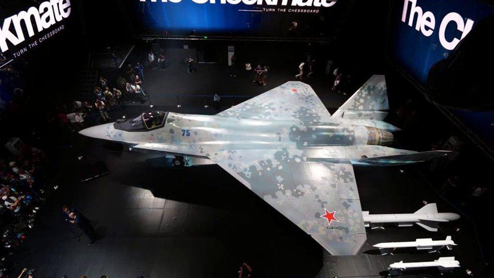 Tham vọng không tưởng của Nga: Lập liên minh Su-75 toàn cầu, F-35 nguy cơ đắp chiếu? - Ảnh 2.