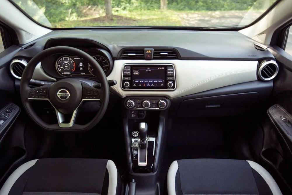 Giá dự kiến êm ru, Nissan Almera 2021 sẵn sàng ngáng đường Hyundai Accent, Toyota Vios - Ảnh 3.
