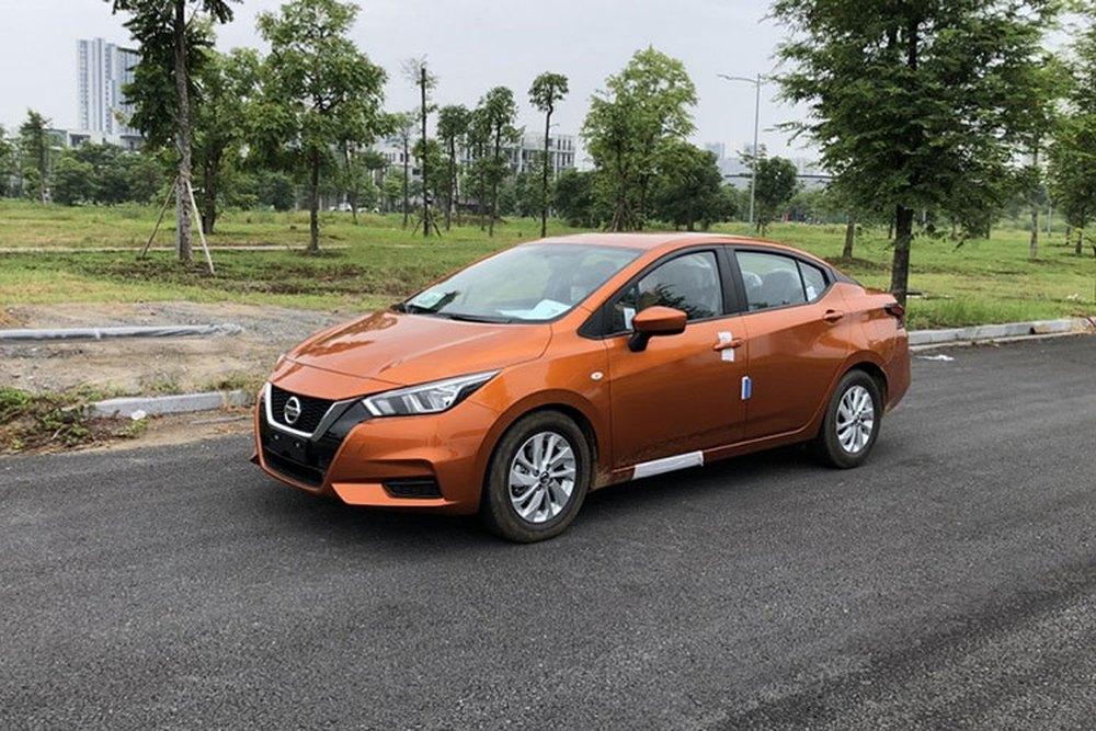 Giá dự kiến êm ru, Nissan Almera 2021 sẵn sàng ngáng đường Hyundai Accent, Toyota Vios - Ảnh 1.