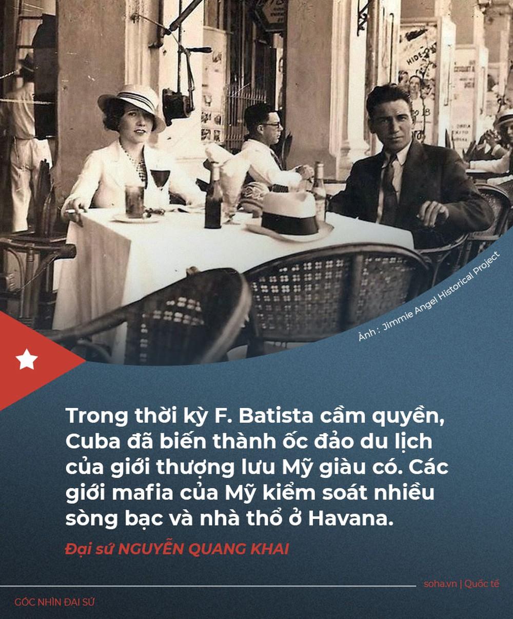 Mỹ-Cuba: Cuộc bao vây cấm vận khốc liệt nhất lịch sử hiện đại và thiệt hại nghìn tỷ đô của Hòn đảo Tự do - Ảnh 1.