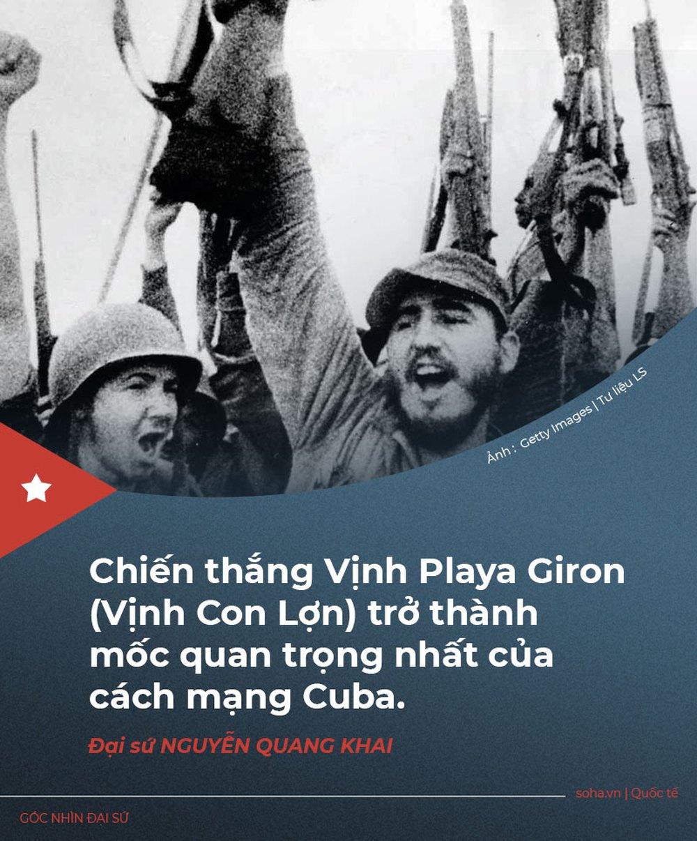Mỹ-Cuba: Cuộc bao vây cấm vận khốc liệt nhất lịch sử hiện đại và thiệt hại nghìn tỷ đô của Hòn đảo Tự do - Ảnh 2.