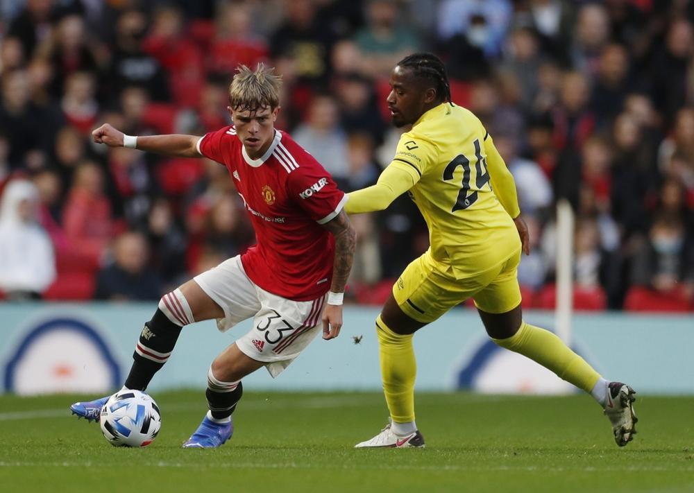 Pereira lập siêu phẩm, MU vẫn bị Brentford cầm hòa trên sân Old Trafford - Ảnh 1.