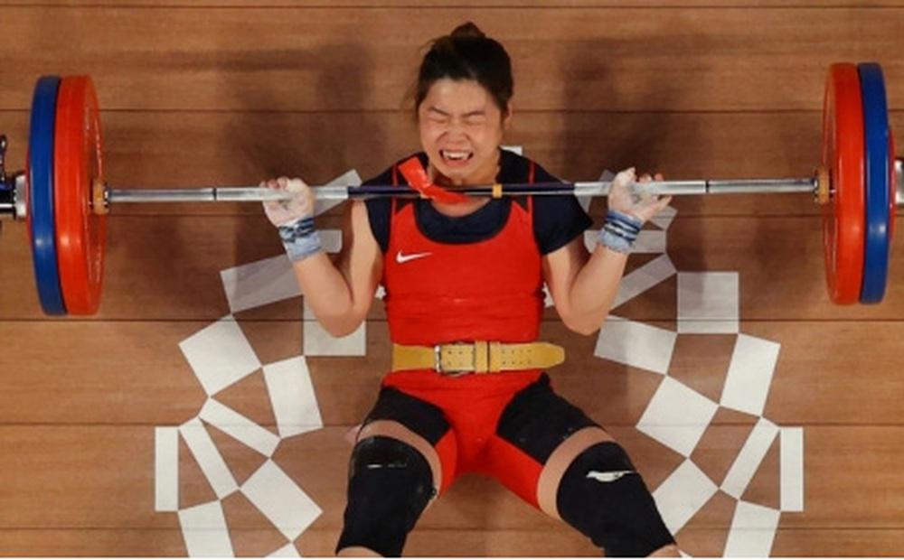 Hoàng Thị Duyên viết tâm thư sau thất bại ở Olympic Tokyo 2020