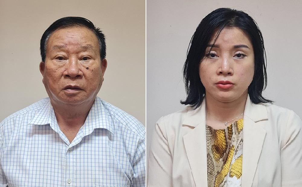 Bộ Công an khởi tố 2 bị can liên quan vụ vi phạm quy định đấu thầu tại Bệnh viện Tim Hà Nội