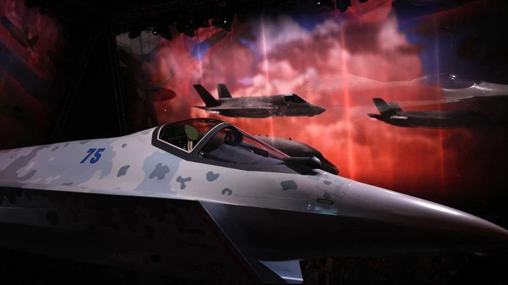 Su-75 chỉ là món tráng miệng: Nga ém hàng lừa đối thủ, thứ khủng khiếp còn chưa lộ diện? - Ảnh 1.