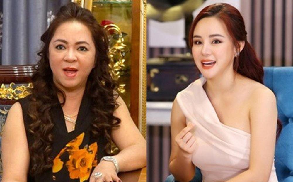 Vy Oanh tuyên bố tặng bà Nguyễn Phương Hằng 400 tỷ nếu thực hiện được lời đã hứa trong vòng 2 ngày