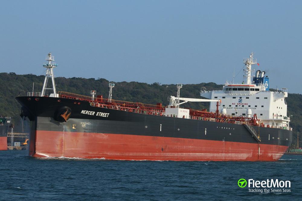 NÓNG: Tin mới nhất vụ tàu Israel bị tấn công trên biển Ả rập - BQP Anh thông báo khẩn - Ảnh 2.