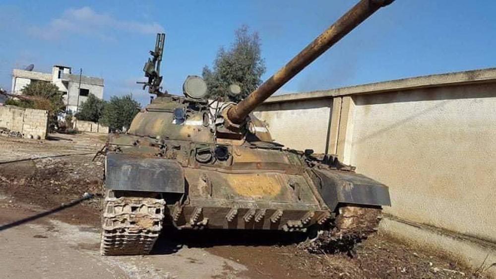 Thanh kiếm của TT Putin bất ngờ xuất hiện ở miền nam Syria: Đòn sấm sét sắp giáng xuống? - Ảnh 1.
