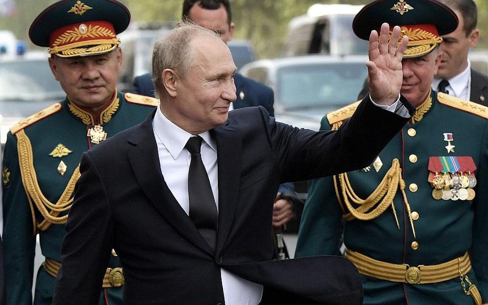 Cắt vụn đôi cánh Israel ở Syria, ông Putin lộ 3 kế hoạch thâm sâu: Quá tài tình! - Ảnh 2.