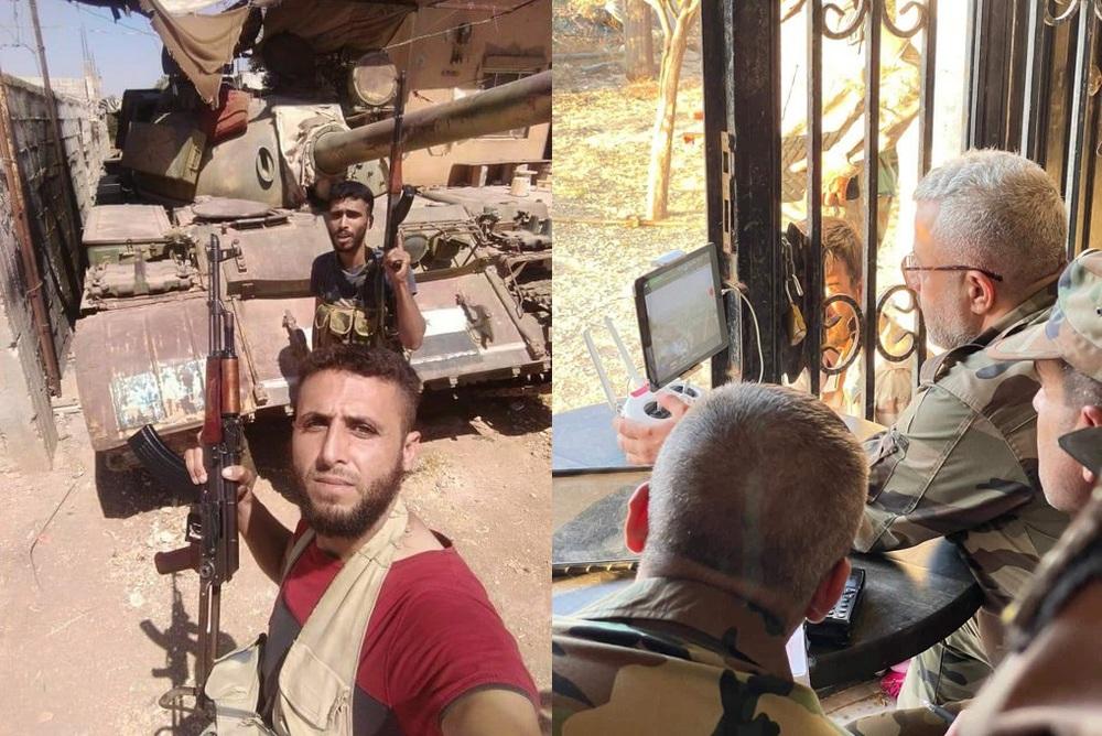 Thanh kiếm của TT Putin bất ngờ xuất hiện ở miền nam Syria: Đòn sấm sét sắp giáng xuống? - Ảnh 5.