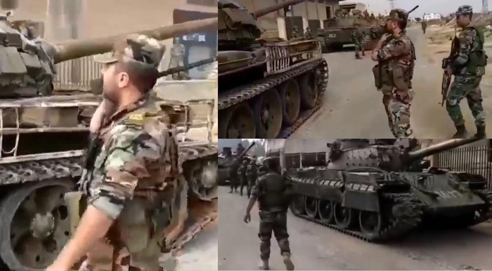 Thanh kiếm của TT Putin bất ngờ xuất hiện ở miền nam Syria: Đòn sấm sét sắp giáng xuống? - Ảnh 8.