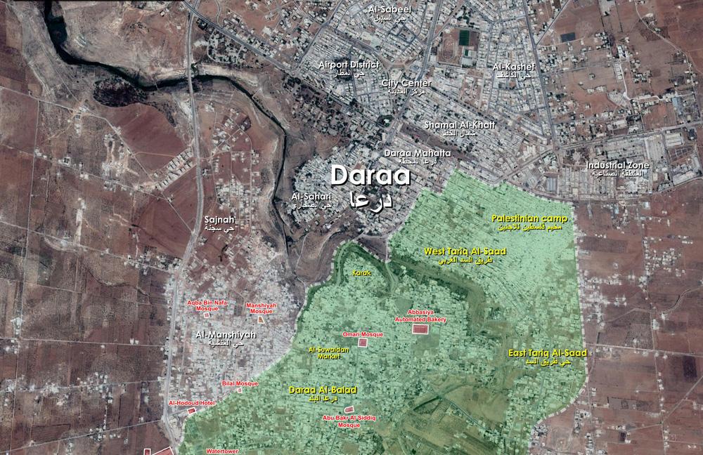 Thanh kiếm của TT Putin bất ngờ xuất hiện ở miền nam Syria: Đòn sấm sét sắp giáng xuống? - Ảnh 3.