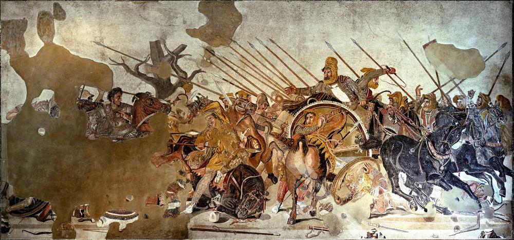 Mặt tối ít biết về Alexander Đại đế: Nhổ cỏ tận gốc tàn bạo và cuộc chinh phục nữ thần tuyệt đẹp Roxana - Ảnh 3.