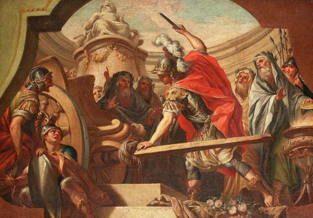 Mặt tối ít biết về Alexander Đại đế: Nhổ cỏ tận gốc tàn bạo và cuộc chinh phục nữ thần tuyệt đẹp Roxana - Ảnh 5.