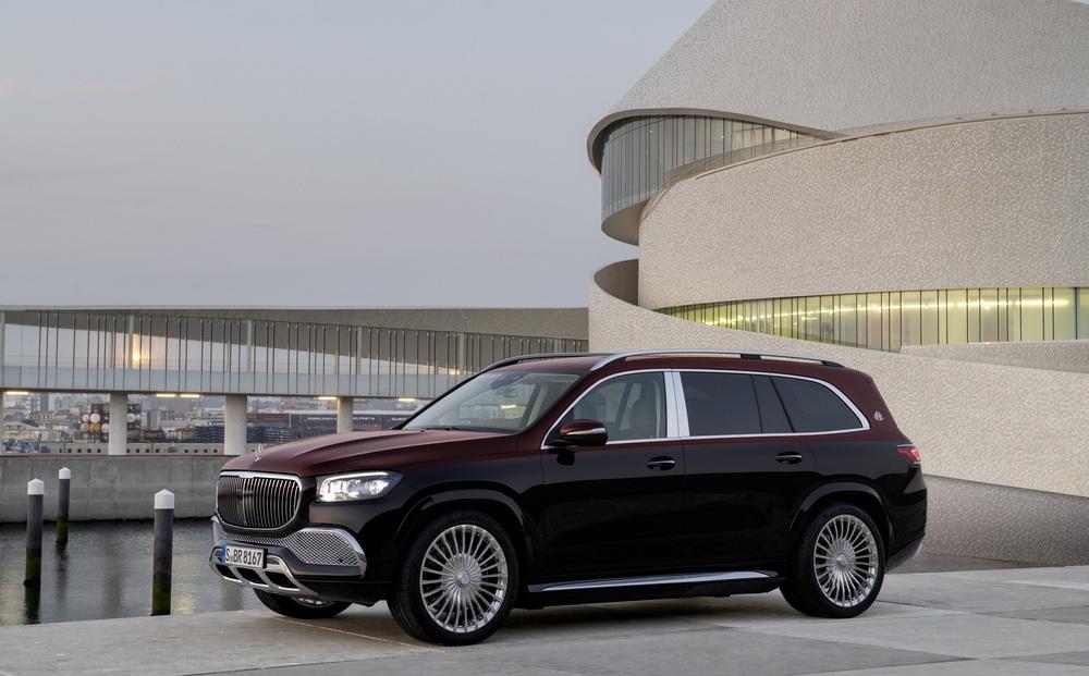 Một đại gia Hải Phòng chi 15 tỷ mua Mercedes- Maybach GLS 600, lộ dàn xe sang mới đáng nể