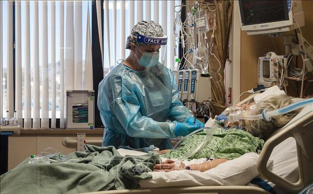 CDC Mỹ: Biến thể Delta khả năng khiến bệnh trở nặng, dễ lây như bệnh thuỷ đậu