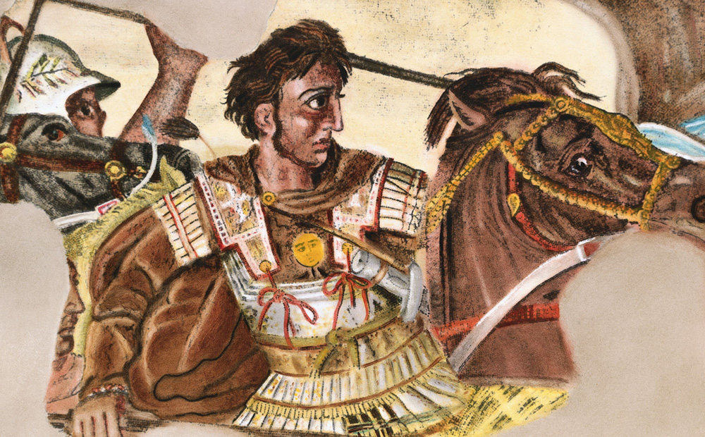 Mặt tối ít biết về Alexander Đại đế: 'Kẻ ngông cuồng' không thoát khỏi báo ứng!