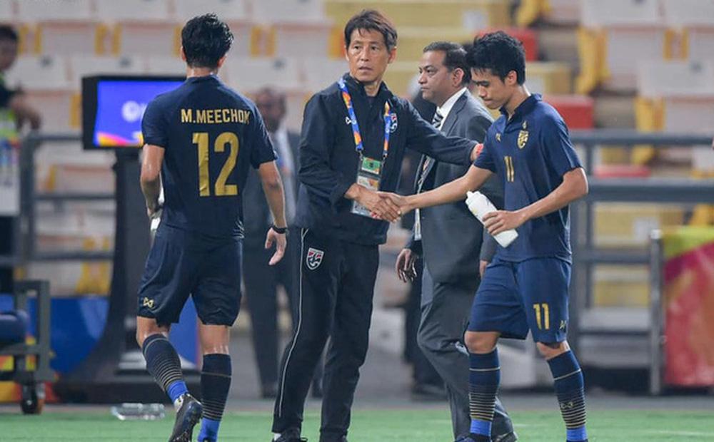 Lộ diện người thay HLV Nishino so tài với HLV Park Hang-seo ở AFF Cup